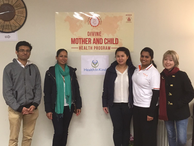 Divine Mother and Child Health Program - Perth