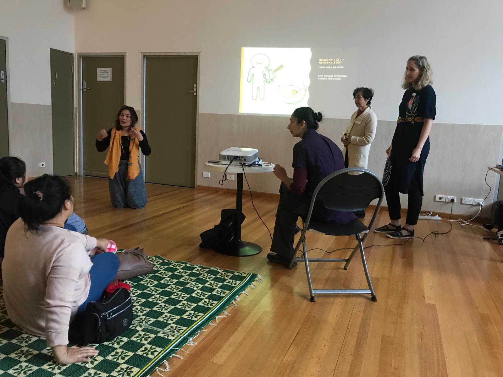 Divine Mother and Child Health Program - Melbourne