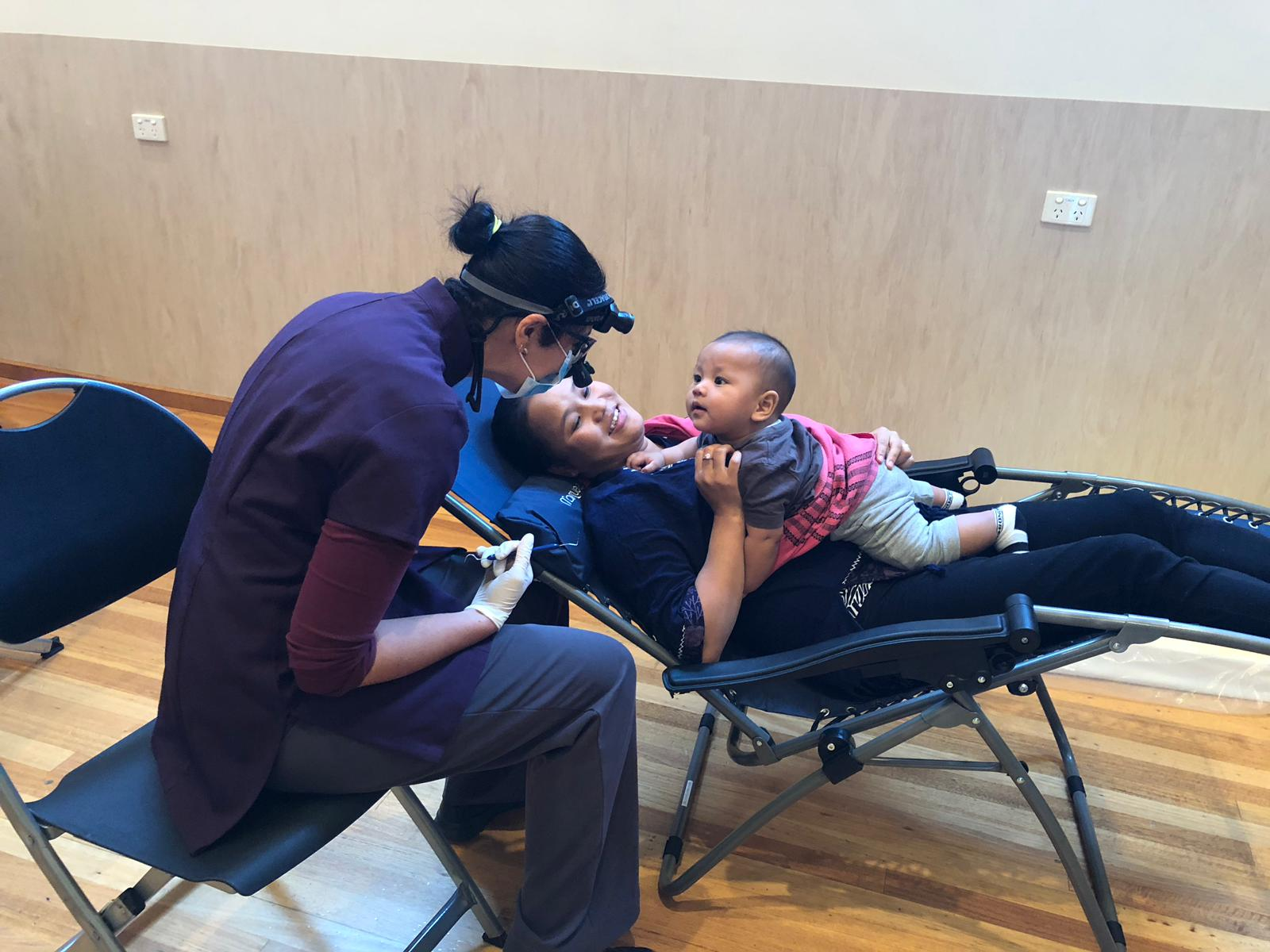 Mother and Child Health Program - Melbourne